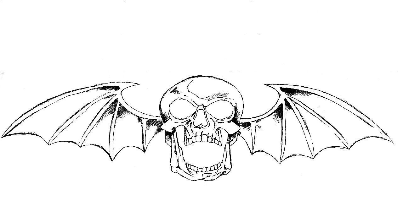 Deathbat by mickyway ClipartLook.com