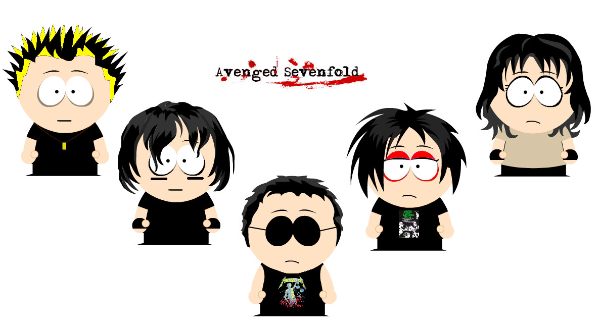 SP Avenged Sevenfold by rockadio ClipartLook.com