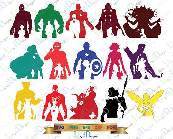 Avengers Clipart-Clipartlook. - Avengers Clipart