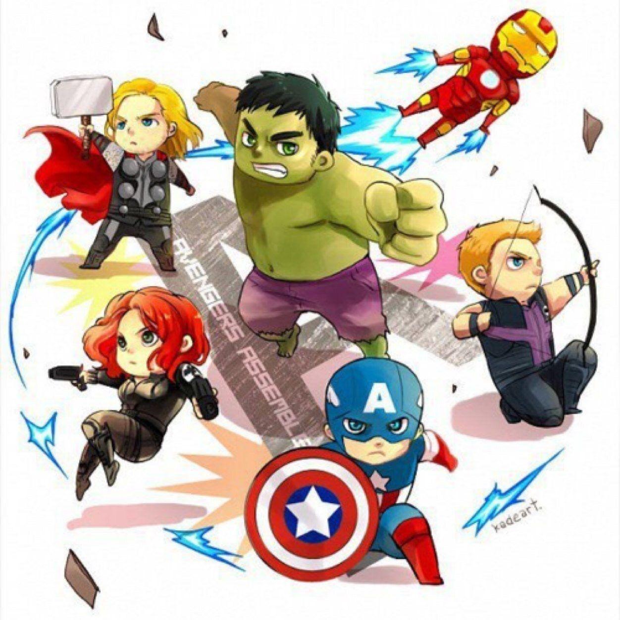 Free Avengers Clip Art Clipar