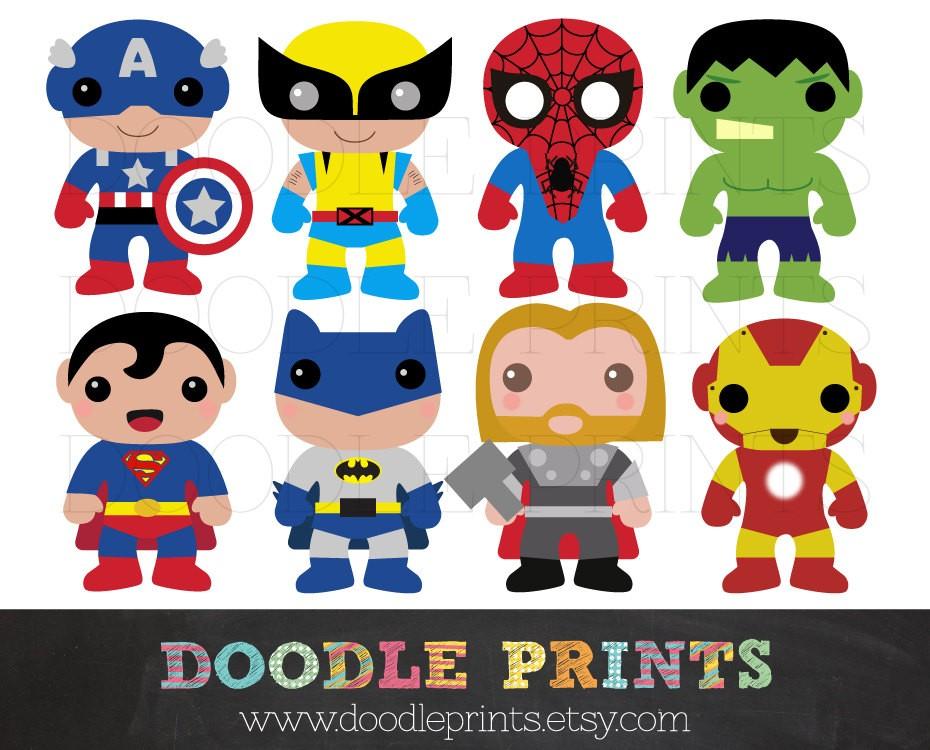 Avengers clipart: Avengers Clip Art