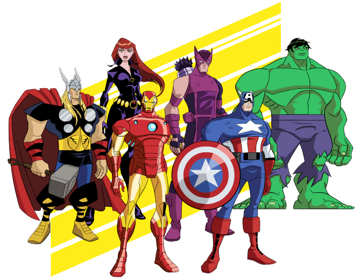Free Avengers Clip Art Clipar - Avengers Clipart
