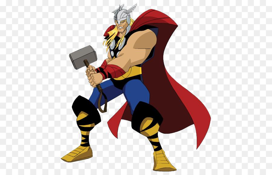 Thor Iron Man Loki Captain Am - Avengers Clipart