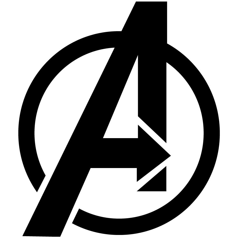 Avengers Logo Clipart