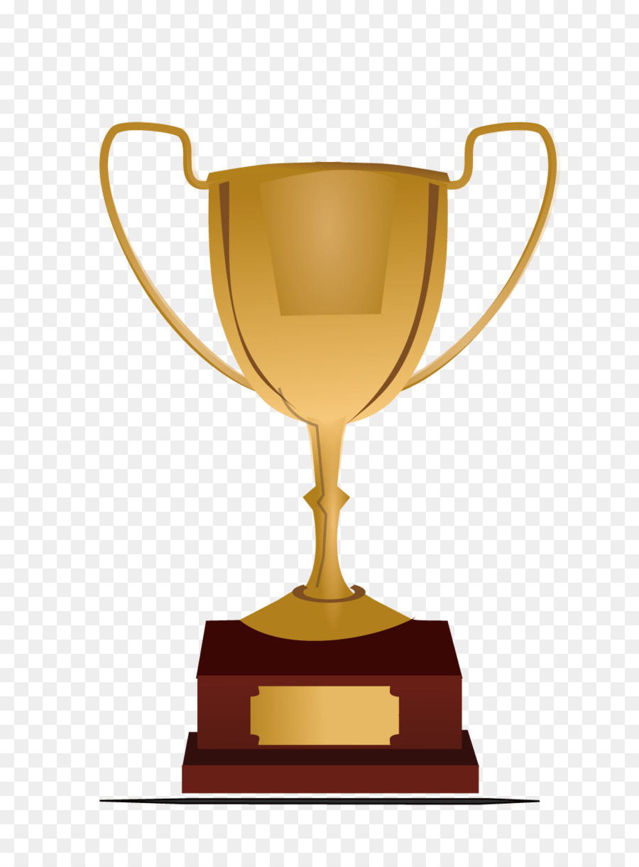 Award Clipart cricket trophy