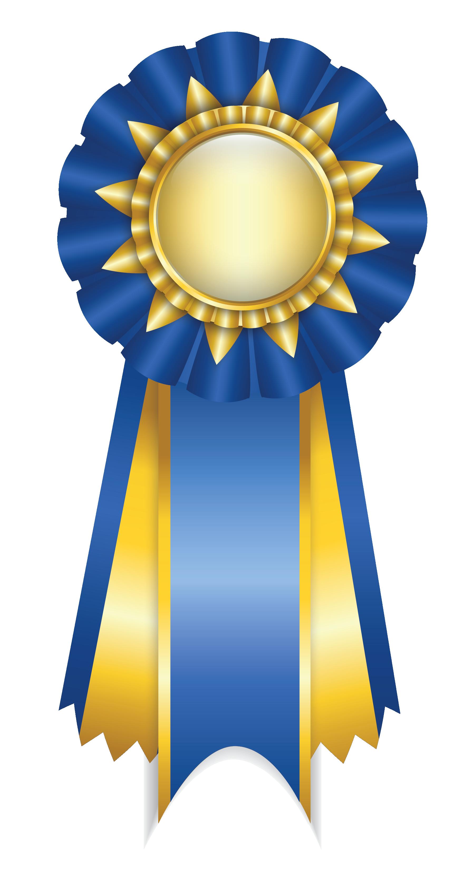 Award Ribbon Clipart - .