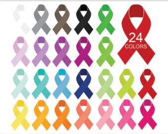 Awareness Ribbons Clip Art, .-Awareness Ribbons Clip Art, .-5