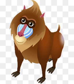 baboon, Baboon, Animal, Life PNG Image and Clipart