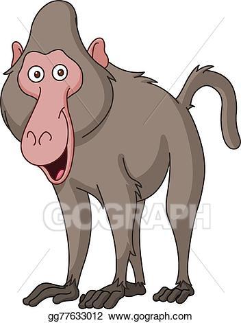 Smiling baboon-Smiling baboon-6