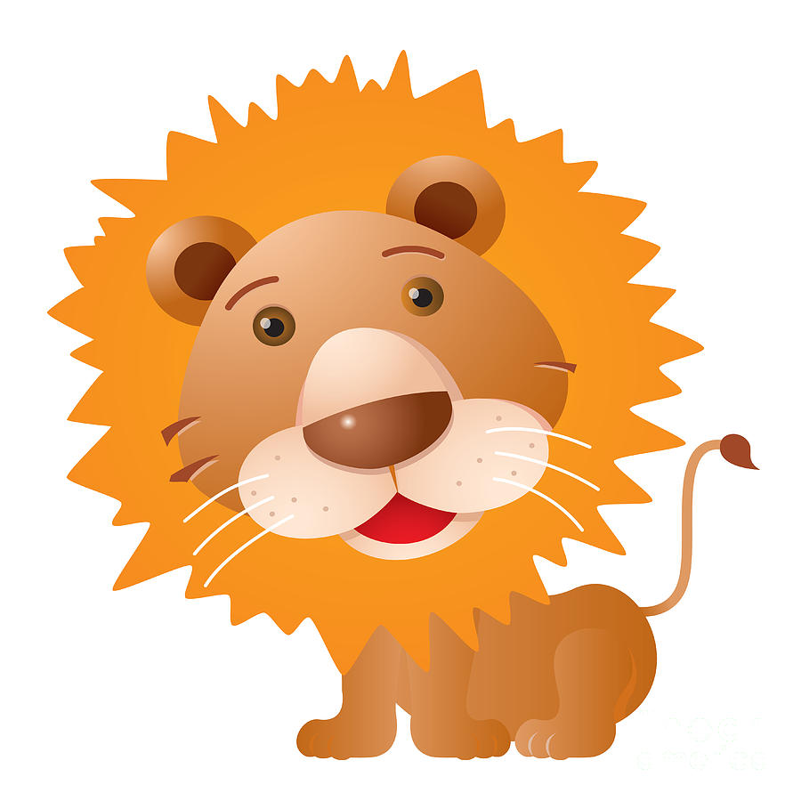 baby jungle animals clipart-baby jungle animals clipart-2