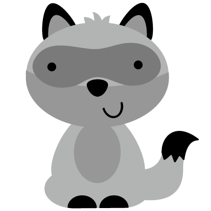 Racoon Clipart
