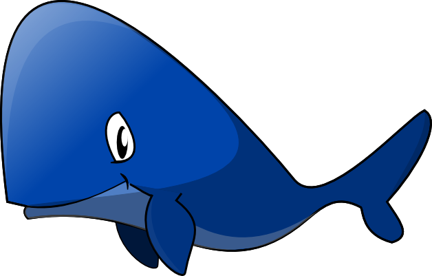 Baby Whale Clipart-baby whale clipart-1