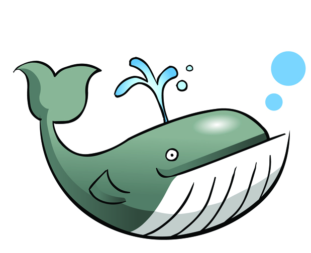 Baby Whale Clipart-baby whale clipart-0