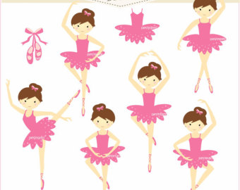 Clipart Ballerina