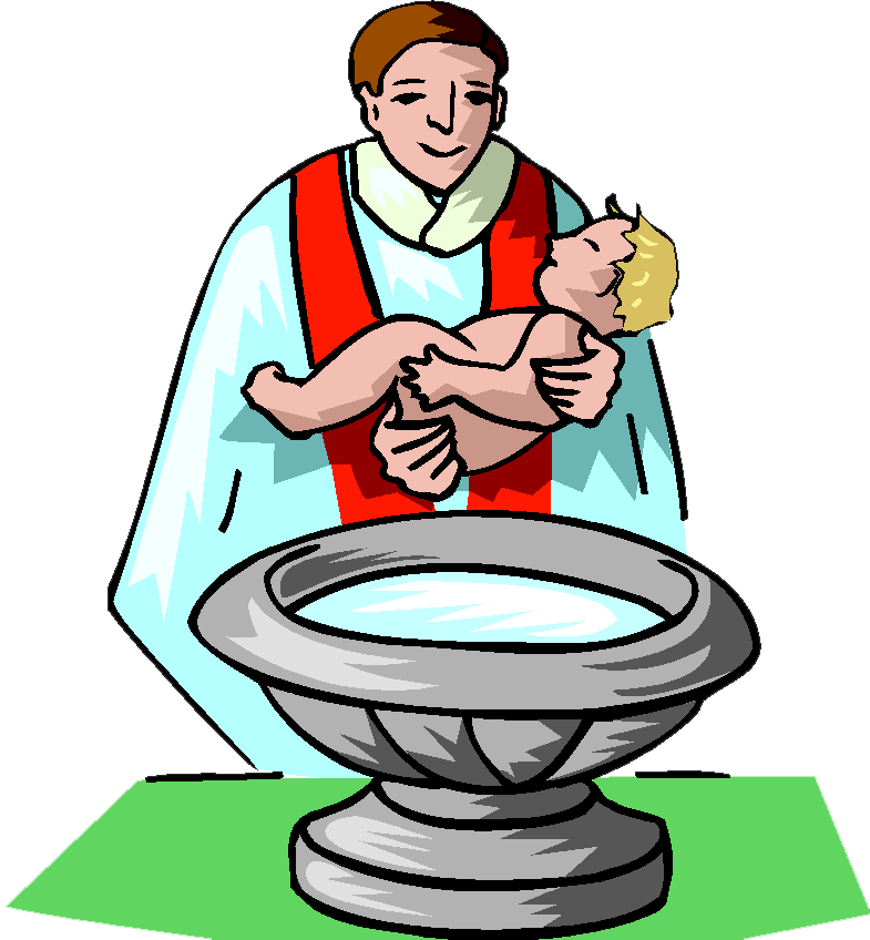 ... Baby Baptism Clipart ...