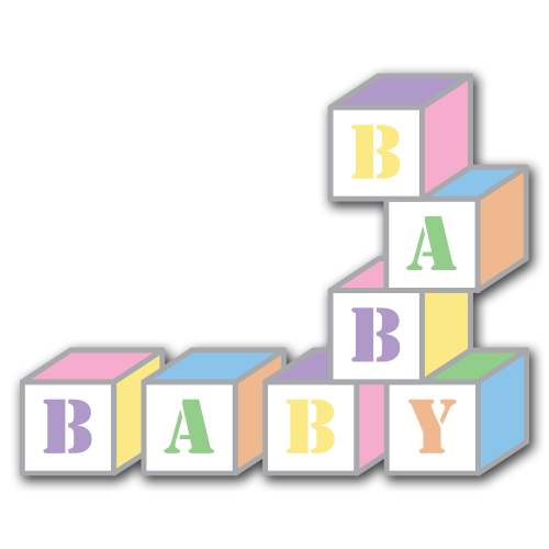 Baby Blocks Clip Art Set Free Download-Baby Blocks Clip Art Set Free Download-7