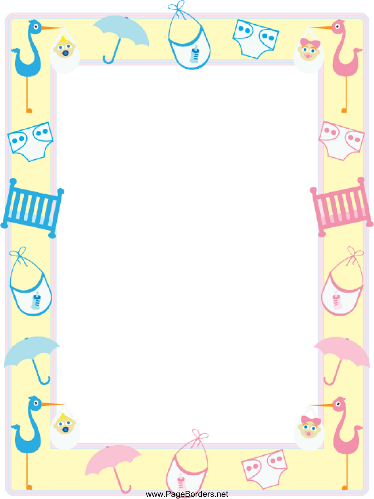 Baby Borders Free Cliparts That You Can -Baby Borders Free Cliparts That You Can Download To You Computer And-5