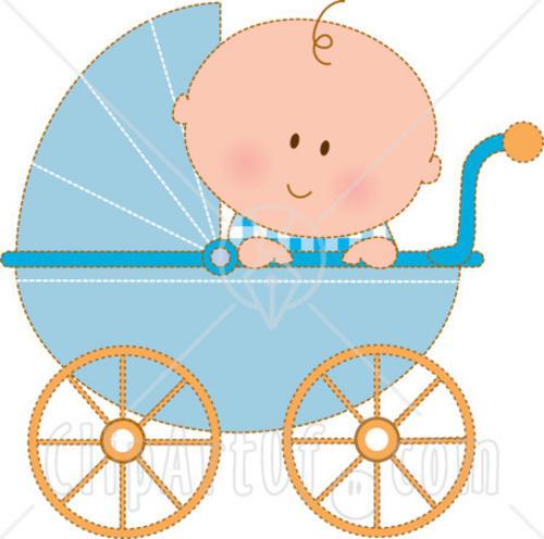 Baby Boy Clothes Clipart