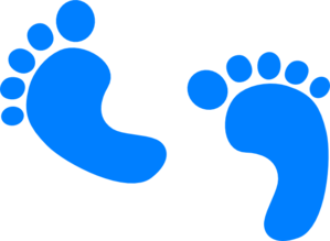 Baby boy foot clip art clipart-Baby boy foot clip art clipart-7