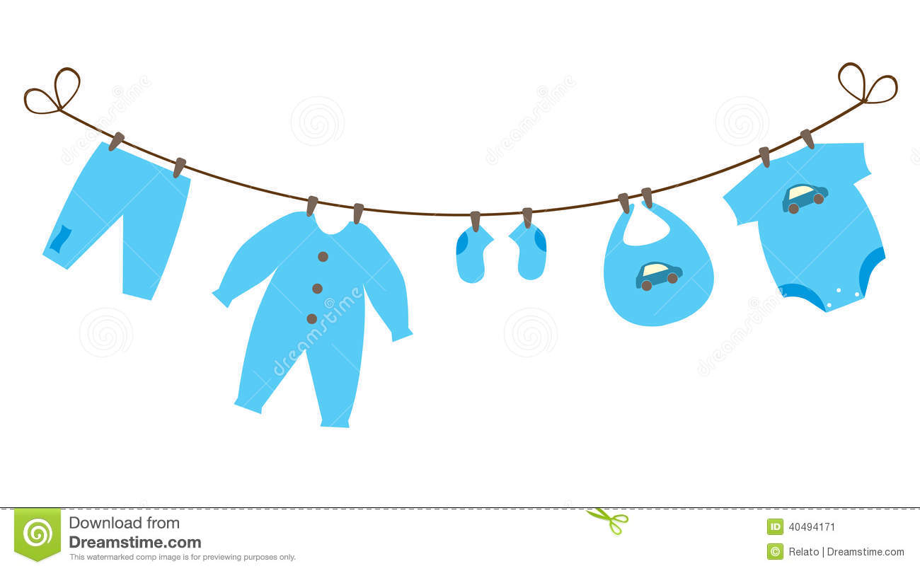 Baby Boy Socks Clipart Baby B - Baby Boy Images Clip Art