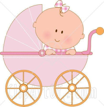 baby carriage clipart item 1 .