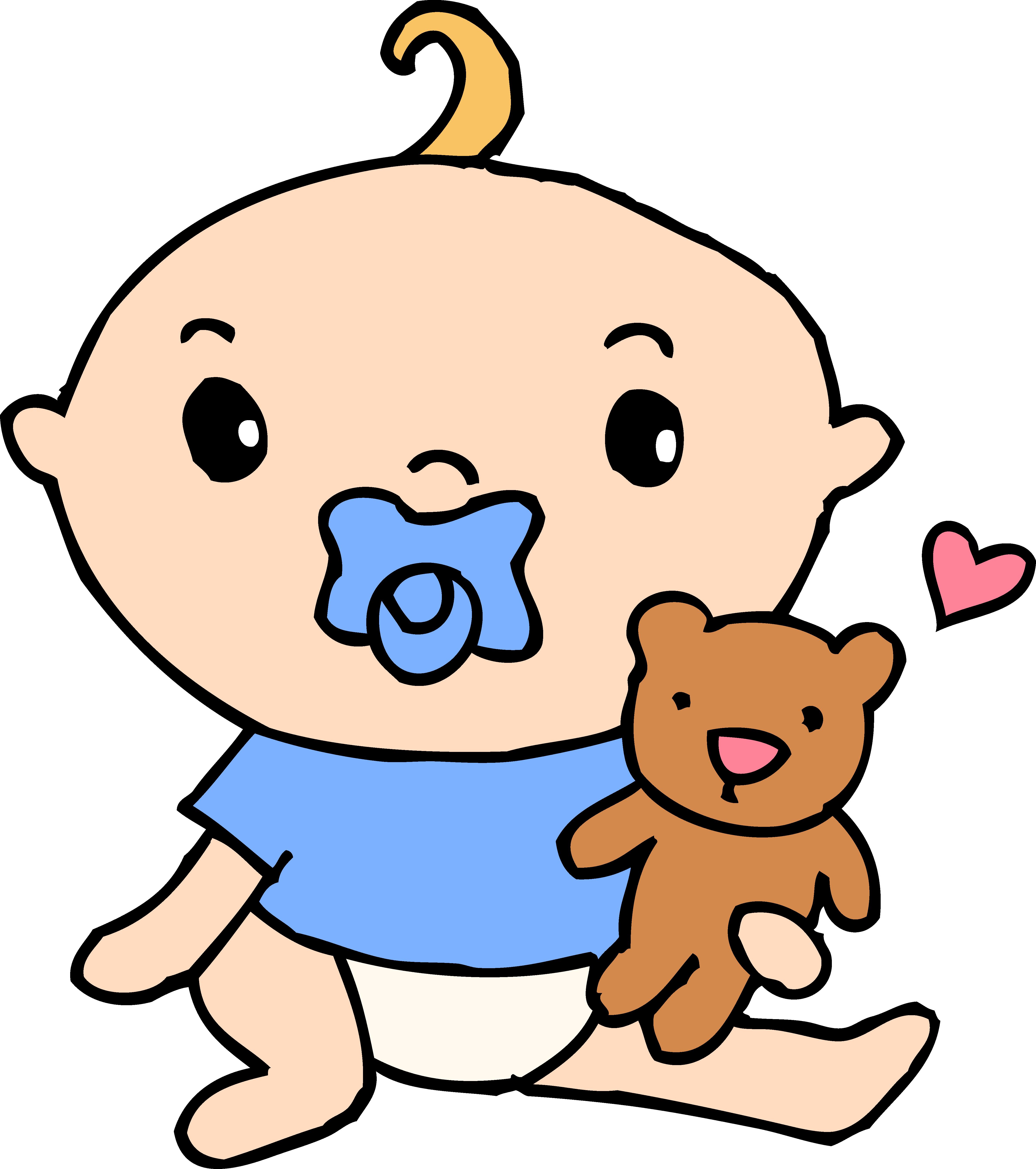 Baby Clip Art-Baby Clip Art-8