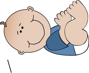 Baby clipart: Baby clipart