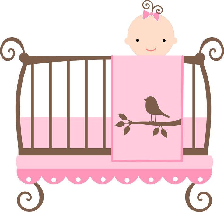 ... Baby crib clipart free; 1 - Baby Crib Clipart