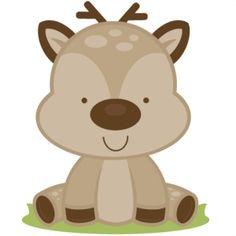 ... Baby Deer Clipart ...