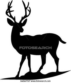 Baby Deer Silhouette Clip Art Clipart Pa-Baby Deer Silhouette Clip Art Clipart Panda Free Clipart Images-4