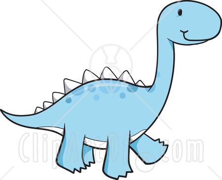 Baby Dinosaur Clip Art 13649 .