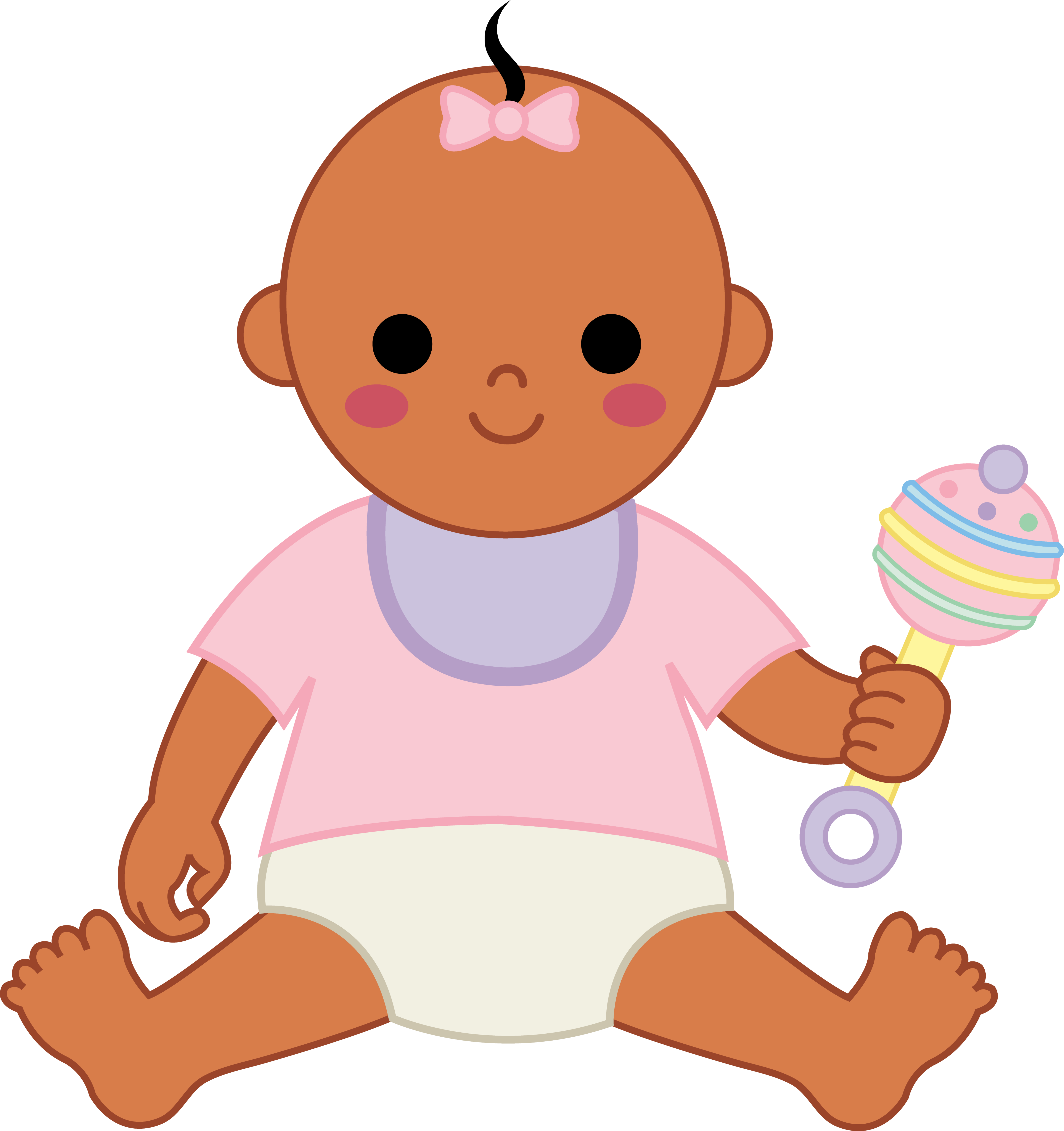 Baby Doll Clipart Clipart - F - Dolls Clipart