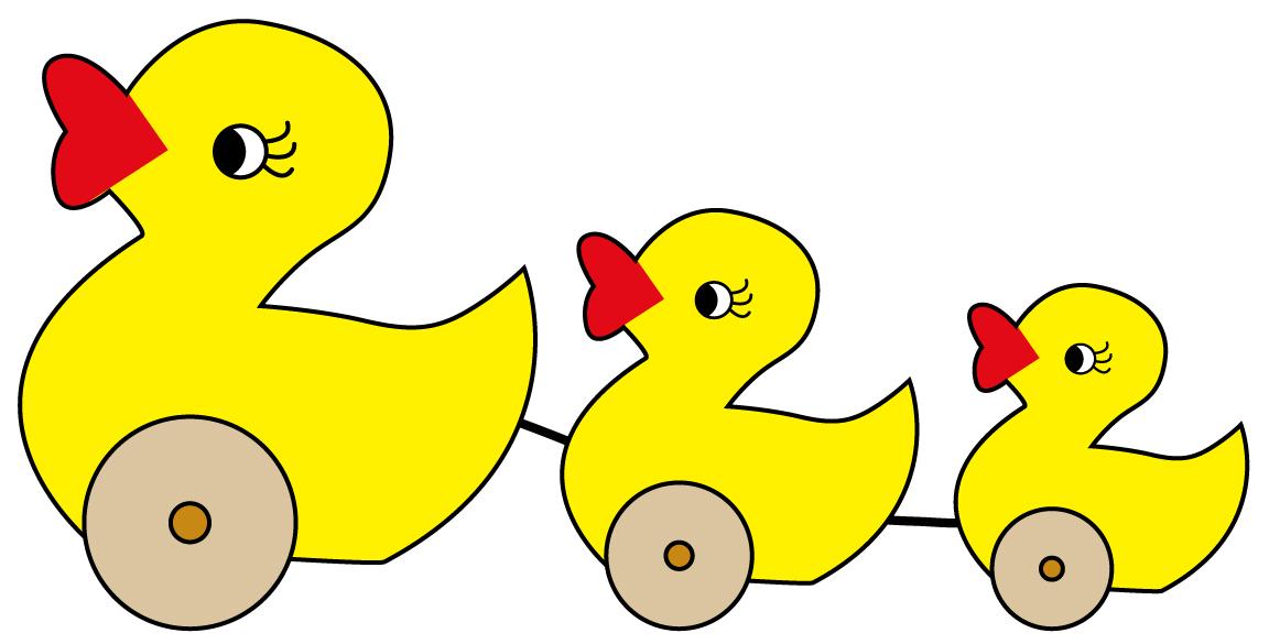 Clip Art Ducks