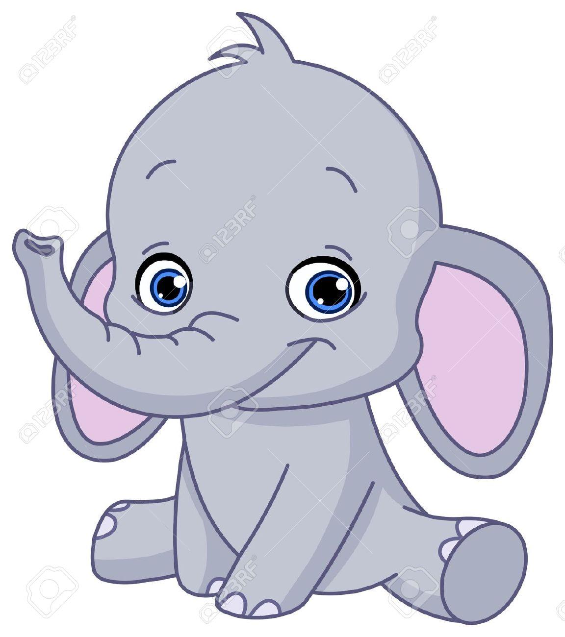 baby elephant: Baby elephant