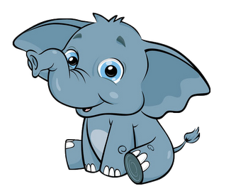 baby elephants,cute,animals,playing,Babt elephant clipart,pictures