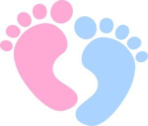 Baby Feet clip art - vector clip art online, royalty free u0026amp; public domain