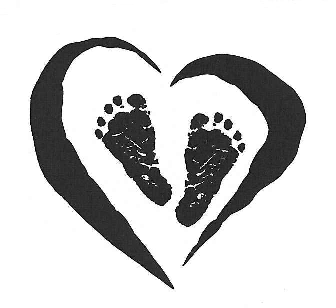 Baby Feet Clipart #1 ... Resolution 672x616 .