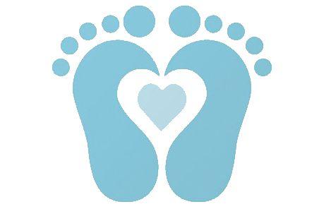 Baby Footprints Clipart; Baby Foot Print Clip Art - clipartall ...