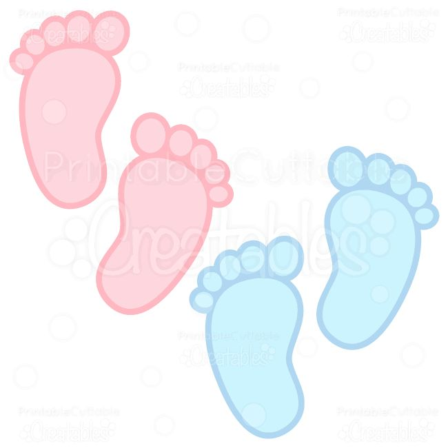 U201cBaby Footprintsu201d FREE SVG Cutti-u201cBaby Footprintsu201d FREE SVG Cutting Files u0026amp; Clipart includes: SVG cutting file u2013-10
