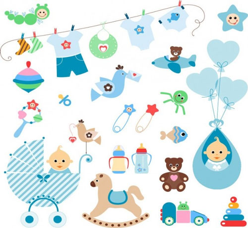 Baby free clipart images - .