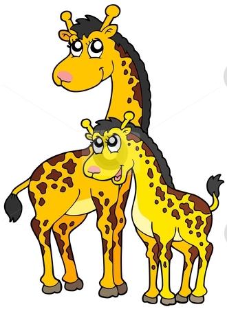 Baby giraffe clipart 4 giraffe .