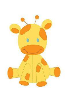 Baby Giraffe More Cards Gift Giraffe Printable Baby Giraffes Gift Tags