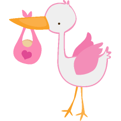 Baby girl clip art free clipart image 2-Baby girl clip art free clipart image 2-17