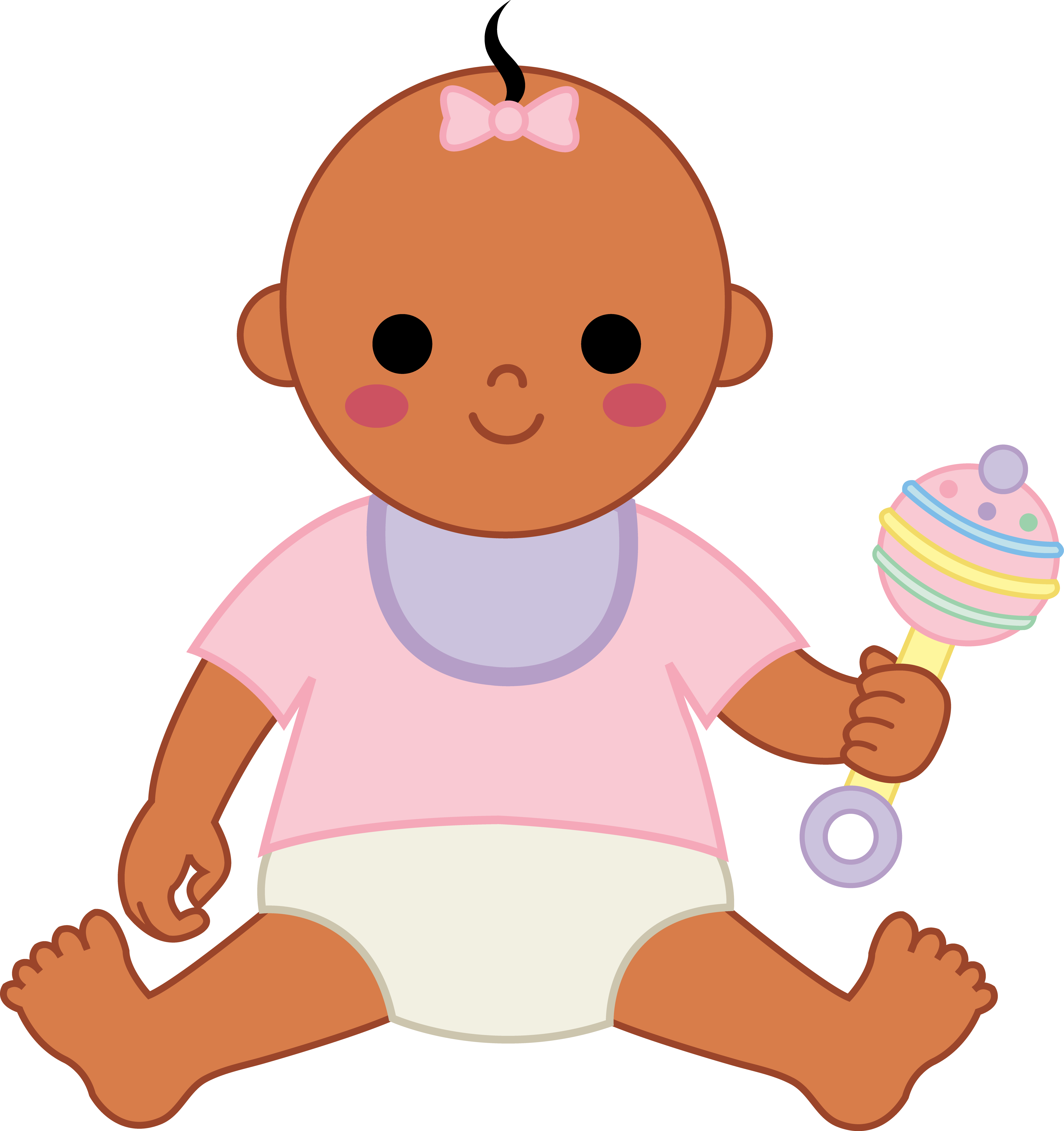 Baby Girl Images Clip Art ..