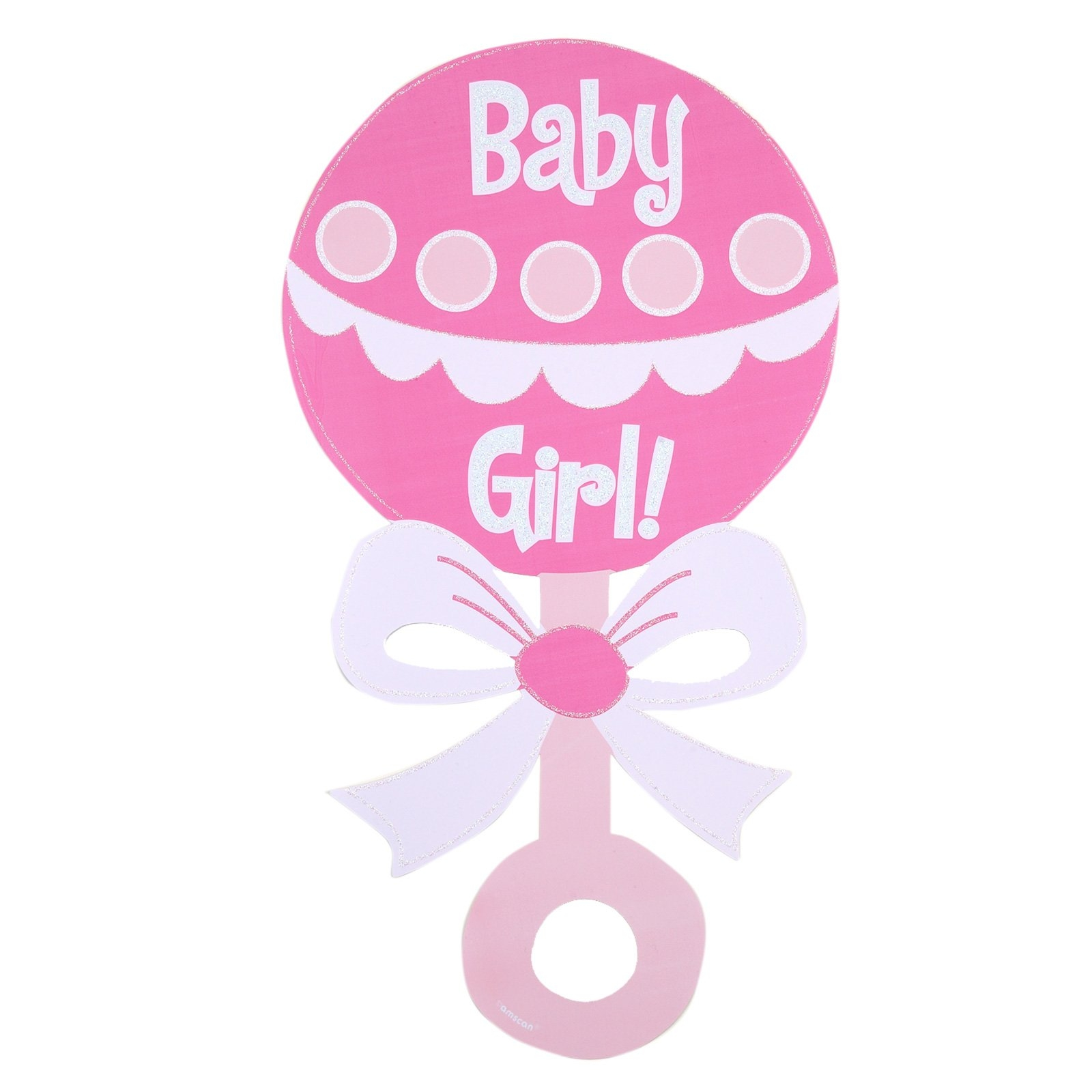 Baby girl rattle clipart baby-Baby girl rattle clipart baby-13