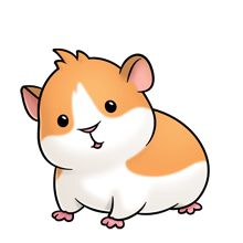 Baby Guinea Pig Illustration Clipart Free Clip Art Images