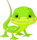 baby iguana; green iguana ...-baby iguana; green iguana ...-19