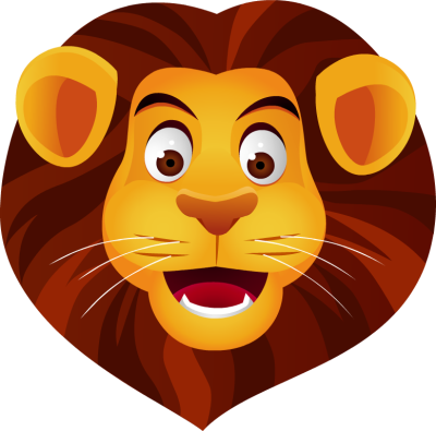 Baby Lion Face Clipart Clipart Panda Free Clipart Images