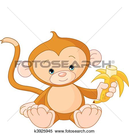 Baby Monkey eating banana-Baby Monkey eating banana-17