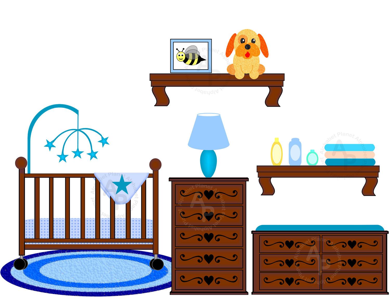 Baby Nursery Clipart-Baby Nursery Clipart-1